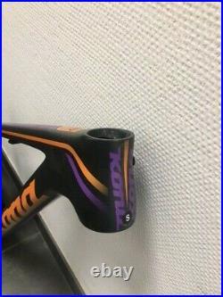 2017 Kona HeiHei Race Supreme Carbon Frameset size Small Brand New