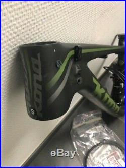 2017 Kona HeiHei Supreme Carbon Frameset size Small Brand New
