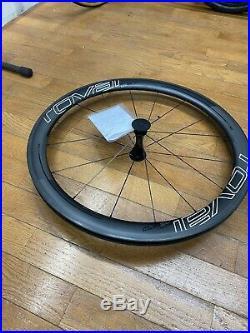 2018 Roval CLX 50 Carbon /Rim Brake/Clincher Wheelset Team Graphics Brand New