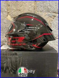 AGV PISTA GP RR Carbon Performance Helmet Size XL Brand New