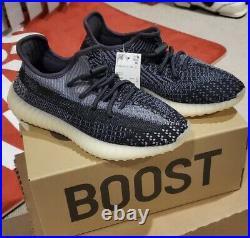Adidas Yeezy 350 V2 Boost Carbon Black FZ5000 BRAND NEW