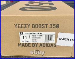 Adidas Yeezy Boost 350 V2 Asriel/Carbon FZ5000 Size 11 Brand New