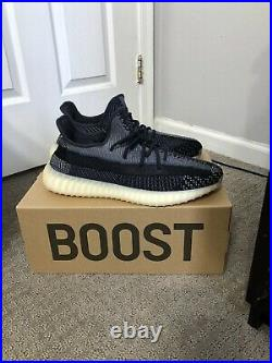 Adidas Yeezy Boost 350 V2 Carbon FZ5000 Mens Size 12 BRAND NEW