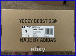 Adidas Yeezy Boost 350 V2 Carbon Size 7 Brand New In hand 100% Authentic DS