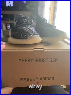 Adidas Yeezy Carbon Size 4 IN HAND BRAND NEW FAST SHIPPING FZ5000