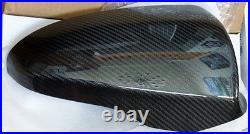 BMW Brand F10 M5 2012-2017 Genuine OEM Carbon Fiber Side Mirror Covers Brand New