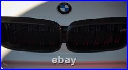 BMW Brand NEW OEM F90 M5 2018 19 CARBON FIBER GRILLES LEFT & RIGHT
