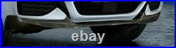 BMW Brand OEM F16 X6 2015-2019 M Performance Carbon Fiber Front Spoiler New