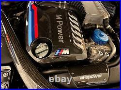 BMW OEM F80 M3 F82 F83 M4 M Performance Carbon Fiber Engine Cover Brand New