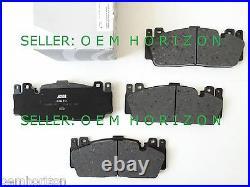 BMW OEM F80 M3 and F82 F83 M4 Carbon Ceramic Front Brake Pad Set Brand New