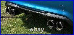 BMW OEM F87 M2 F90 M5 M Performance Carbon Exhaust Tip Set Of 4 Brand New