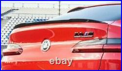 BMW OEM G02 F98 X4 X4 M 2019+ Rear Trunk Carbon Fiber Spoiler Brand New