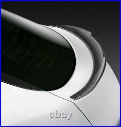 BMW OEM G06 F96 X6 Carbon Fiber M Competition Rear Spoiler 2020+ Brand New