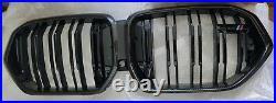 BMW OEM Genuine 2020+ G06 X6 F96 X6 M Carbon Fiber Front Grille Brand New