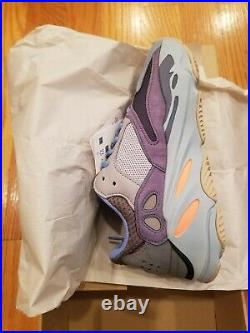 BRAND NEW ADIDAS YEEZY BOOST 700 FW2498 Carbon Blue Size 4.5