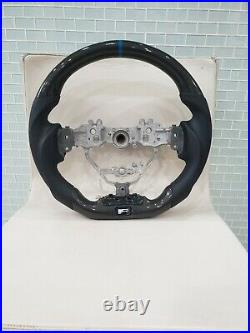 BRAND NEW Carbon Fiber and Perforated Leather Steering Wheel for Lexus RC-F