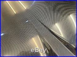 BRAND NEW GENUINE RANGE ROVER SVR CARBON FIBRE BONNET Full Visible Carbon