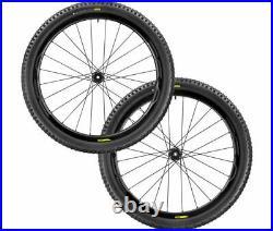 BRAND NEW Mavic XA Pro Carbon MTB Wheelset 29er 29 with 2.35 Tyres