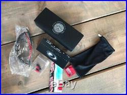 BRAND NEW! OAKLEY X METAL Juliet Ducati Limited Edition Carbon / Black Iridium
