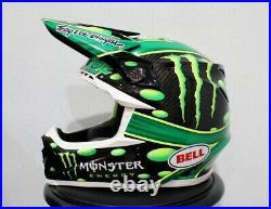 Bell Moto 9 Carbon Flex Helmet Size Medium Brand New Jeremy McGrath LE