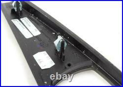Bmw F80 M3, F82 M4 Carbon Fiber Center Console Trim, Oem, Brand New, 51168046115