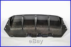 Bmw M5 F10 Carbon Fiber M Performance Rear Diffuser Brand New 51192365796