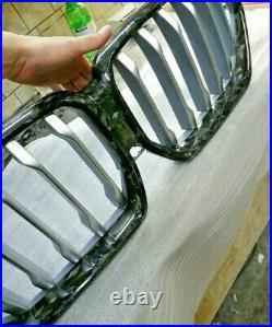 Bmw Oem 2020+ G06 X6 F96 X6 m carbon fiber front grill, brand new
