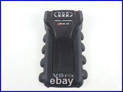 Brand NEW! Original Audi RS5 Engine Manifold Carbon Cover 8T0103926C