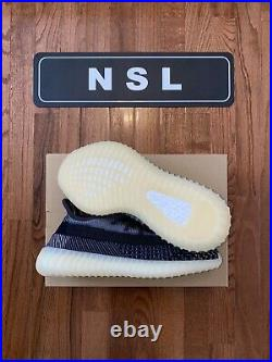 Brand New Adidas Yeezy Boost 350 V2 Carbon Asriel FZ5000 Size 8 IN HAND
