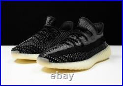 Brand New Adidas Yeezy Boost 350 V2 Carbon FZ5000 Size 5