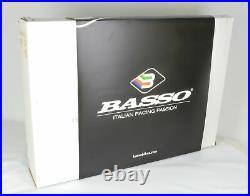 Brand New BASSO Diamante SV Carbon Road Bike Bicycle Frameset Blue 700C 53cm