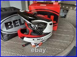 Brand New Bell Full 9 Carbon fiber Helmet
