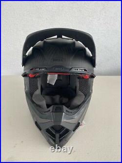 Brand New Bell Helmets Moto 9 Flex Carbon Small