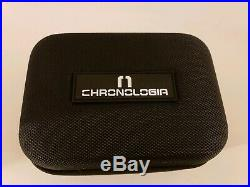 Brand New CHRONOLOGIA PILOT Automatic 45.5mm Carbon Fiber Mens Watch MSRP $375