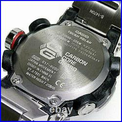 Brand New Casio G-shock Gst-b200-1 G-steel Solar Bluetooth Carbon Core Guard