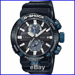 Brand New Casio G-shock Gwrb1000-1a1 Gravity Master Carbon Fiber Ana-digi Watch
