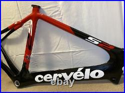 Brand New Cervelo S2 58cm Carbon Road Frame