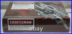 Brand New Craftsman 39 pc. Metric Tap & Die Carbon Steel Set (52383)