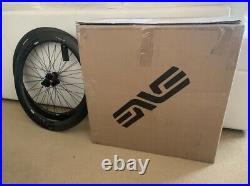 Brand New Enve SES 5.6 Carbon Tubular Disc Wheelset DT Swiss 240