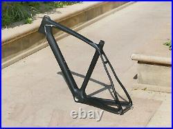 Brand New Full Carbon Matt Road Bike Frame 51cm 700C Bicycle Frame