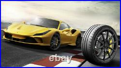 Brand New GENUINE Ferrari 488 / F8 Pista CARBON FIBER Wheels USA Seller/Stock