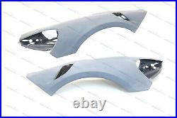 Brand New Genuine Mclaren 600lt Mso Carbon Fibre Louvre Fenders Set Fits 570s