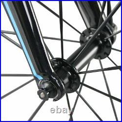 Brand New ICAN Rocket SL Carbon Lightweight Racing Bike