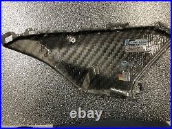 Brand New Lower Tank Cover Right Carbon Honda CBR 1000 RR 17