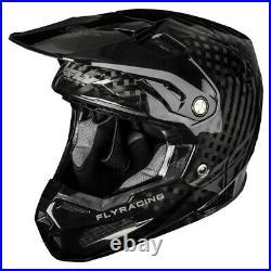 Brand new Fly Racing Formula Carbon Helmet Motorcycle ATV DIRTBIKE helmet