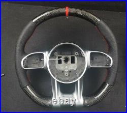 Brand new Mercedes-Benz AMG carbon fiber custom full steering wheel skeleton