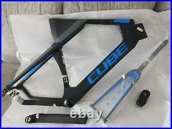 CUBE Aerium C68 Triathlon/Time Trial Carbon Aero Frameset Brand New Small