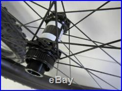 Carbon 27.5+ Plus MTB Wheelset DT Swiss 350 36 Internal Nobby Nic Brand New