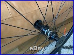 Carbon Fiber Wheelset 700c Clincher (BRAND NEW!) Aerodynamic
