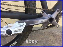 Carbon hardtail 29er (Large) Brand-New Frame, brakes, cassette, various parts